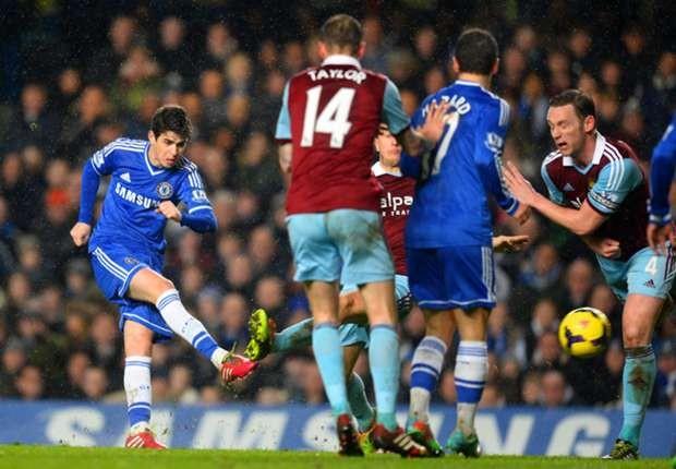 "Chelsea ""sảy chân"" tại Stamford Bridge ảnh 1"