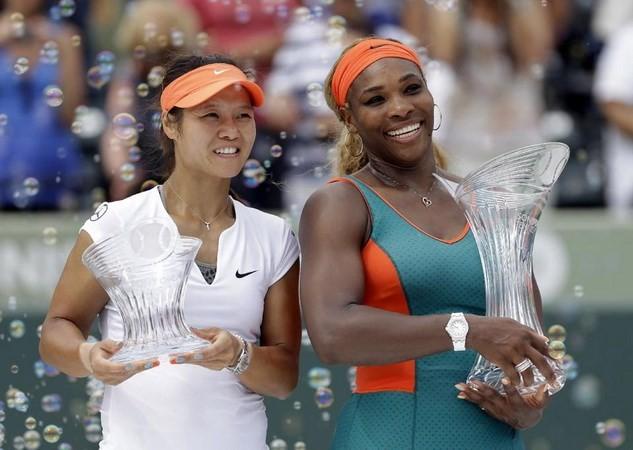 Serena lập kỷ lục tại Miami Open ảnh 1