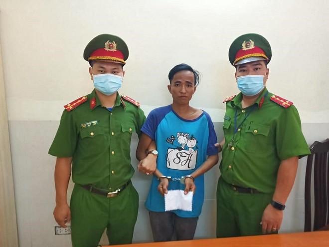 Mua ma túy sử dụng, nam thanh niên bị Cảnh sát bắt giữ ảnh 1