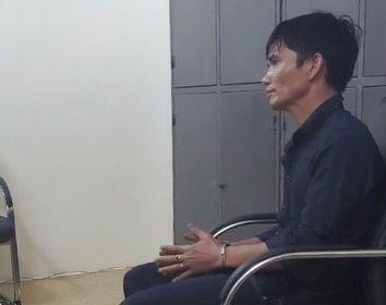 Đã bắt được kẻ bạo hành con gái 6 tuổi dã man đang lẩn trốn ở Hà Nội ảnh 1