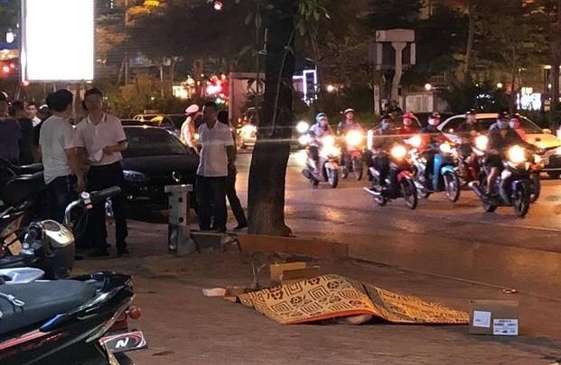 Hà Nội: Nam thanh niên 27 tuổi rơi từ tầng cao xuống đất tử vong ảnh 1