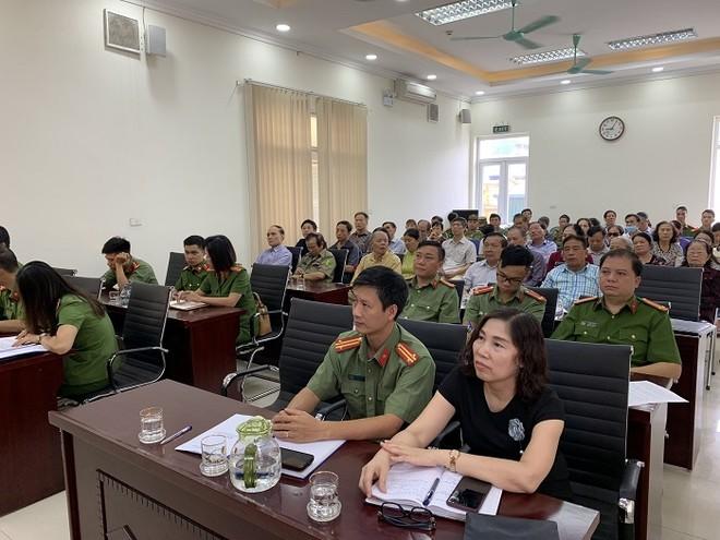 Lực lượng Cảnh sát khu vực làm tốt công tác dân vận, bám cơ sở ảnh 2