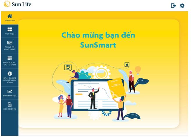 Bảo hiểm Sun Life Việt Nam ra mắt ứng dụng mới SunSmart ảnh 1