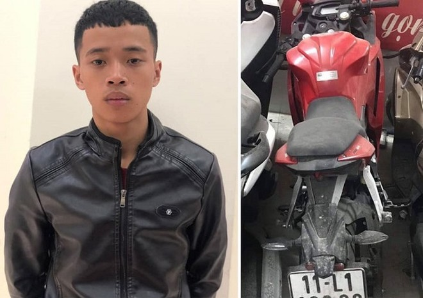 Gã trai 'đểu', hai lần mang xe máy của bạn gái đi cầm cố ảnh 1