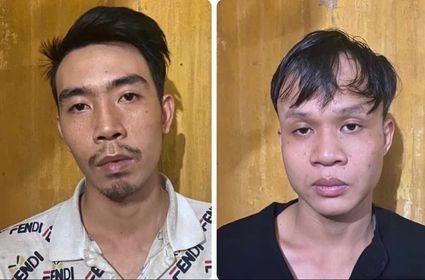 Cặp đôi trộm cắp xe máy rồi rao bán công khai trên mạng xã hội ảnh 1