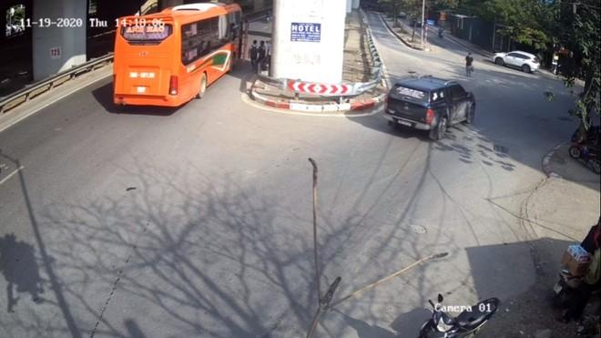 Quận Hoàng Mai (Hà Nội): 'Bến xe' mới tại đầu đường Trần Thủ Độ? ảnh 1