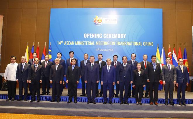 Toàn văn Tuyên bố chung Hội nghị Bộ trưởng ASEAN về phòng, chống tội phạm xuyên quốc gia lần thứ 14 ảnh 1