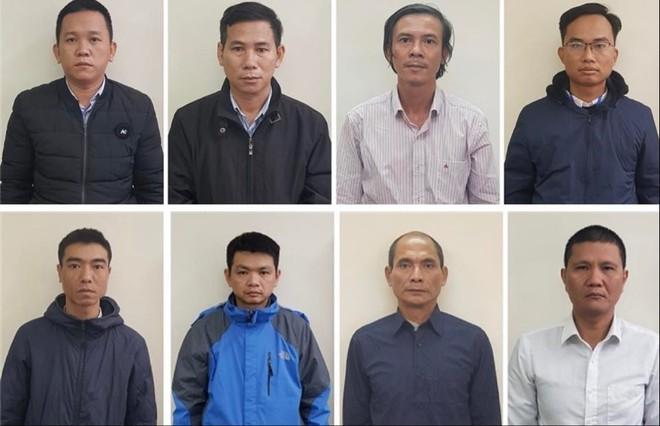 Bộ Công an khởi tố 13 bị can liên quan dự án đường cao tốc Đà Nẵng - Quảng Ngãi ảnh 1