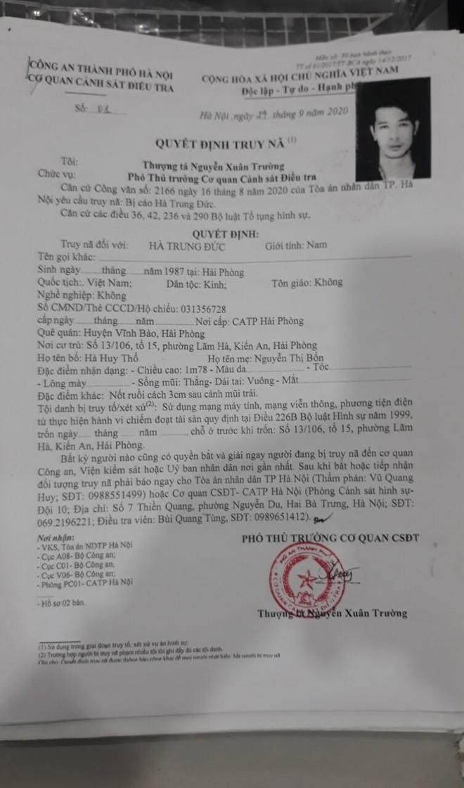 Công an phường Quỳnh Lôi liên tiếp bắt 2 đối tượng trốn truy nã ảnh 2