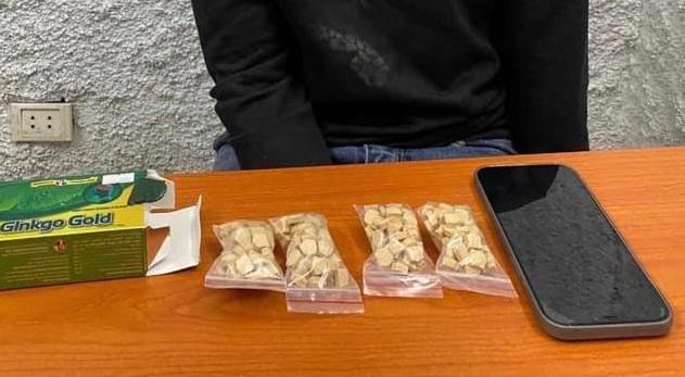 Nam thanh niên cất giấu 200 viên ma túy tổng hợp trong xe ô tô ảnh 2