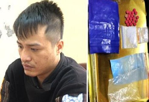 Bắt đối tượng chuyên cung cấp ma túy cho người nghiện, thu giữ 2 khẩu súng ảnh 1