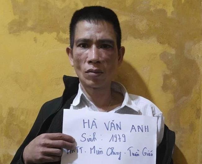 'Xách' 2 bánh heroin từ Điện Biên về Hà Nội ảnh 1