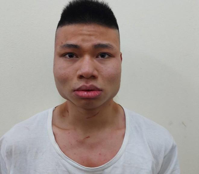 Trò đồi bại của gã trai 24 tuổi tại cầu thang bộ chung cư ảnh 1