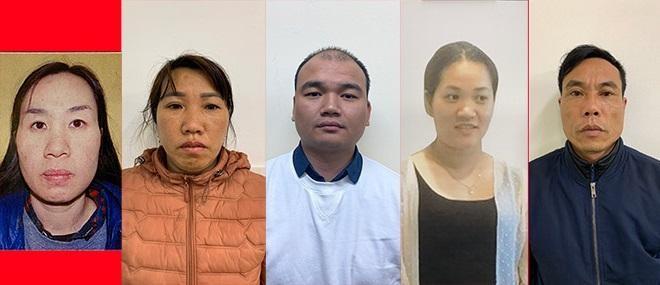 2 đối tượng Trung Quốc trốn truy nã, nhập cảnh trái phép vào Việt Nam ảnh 1