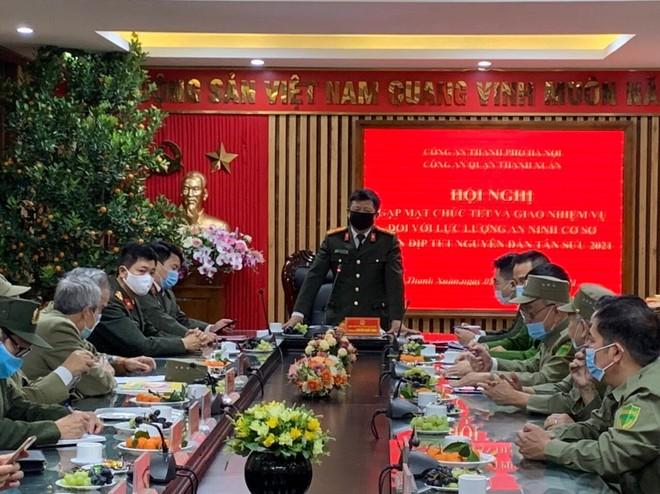 Nỗ lực của lực lượng an ninh cơ sở góp phần giữ bình yên địa bàn ảnh 2