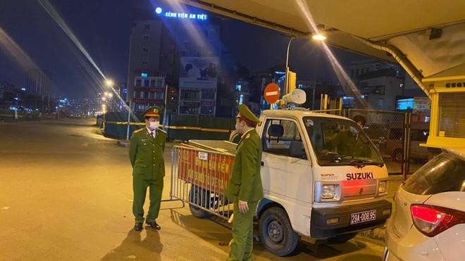 Công an quận Thanh Xuân, Hà Nội: Đảm bảo hiệu quả bền vững thực hiện 'nhiệm vụ kép' ngay những ngày đầu năm mới Tân Sửu ảnh 3