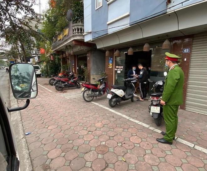 Công an quận Thanh Xuân, Hà Nội: Đảm bảo hiệu quả bền vững thực hiện 'nhiệm vụ kép' ngay những ngày đầu năm mới Tân Sửu ảnh 4
