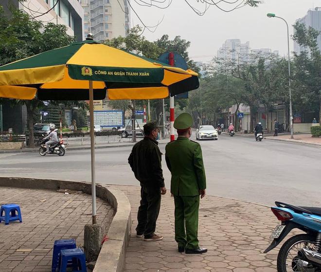 Công an quận Thanh Xuân, Hà Nội: Đảm bảo hiệu quả bền vững thực hiện 'nhiệm vụ kép' ngay những ngày đầu năm mới Tân Sửu ảnh 2