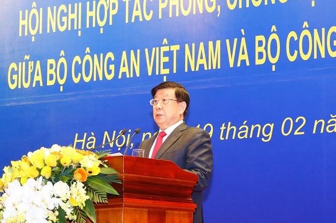 Bộ Công an Việt Nam - Trung Quốc tăng cường hợp tác phòng, chống tội phạm ảnh 4