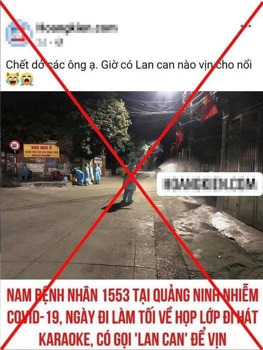Công an Hà Nội xử phạt 16 trường hợp tung tin sai sự thật lên mạng xã hội ảnh 1