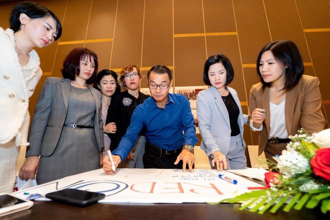 Generali Việt Nam nỗ lực trở thành nhà tuyển dụng hàng đầu ngành bảo hiểm ảnh 1