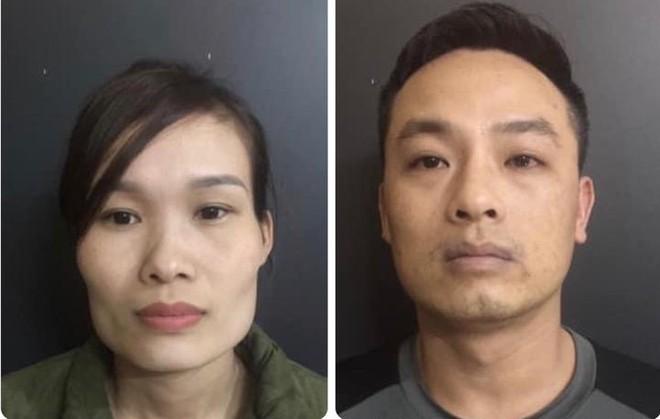 Cặp vợ chồng buôn ma tuý bị bắt giữ ảnh 1