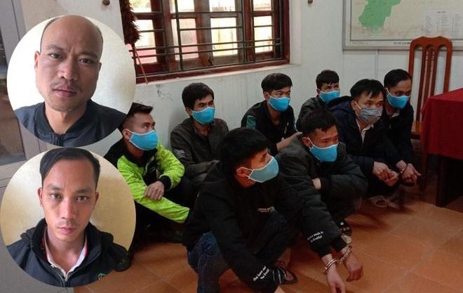 Bắt 9 đối tượng trong đường dây tổ chức đưa người Trung Quốc nhập cảnh trái phép ảnh 1