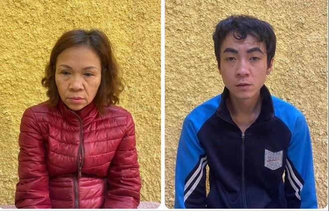 Hai mẹ con 'sở hữu' 18 tiền án, tiền sự rủ nhau đi trộm cắp ảnh 1