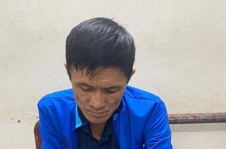 Cảnh sát cơ động đặc nhiệm 'tóm' trúng người đàn ông đi xe SH mang theo ma túy 'đá' ảnh 1