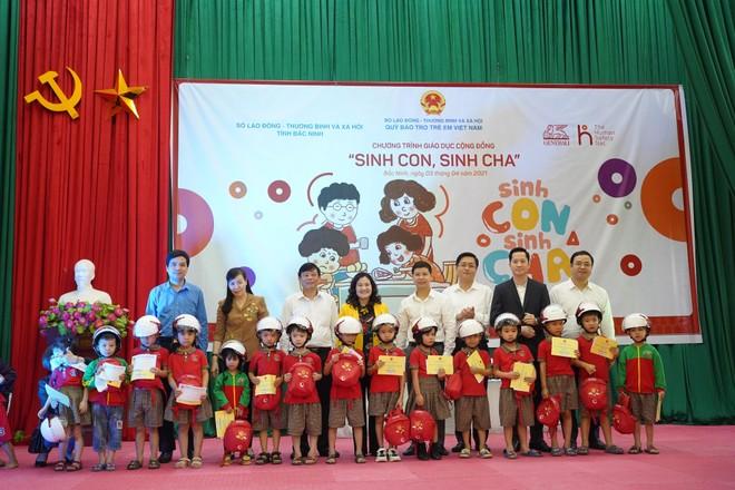 Chương trình giáo dục cộng đồng tiếp cận hơn 300 phụ huynh và trẻ mầm non tỉnh Bắc Ninh ảnh 2