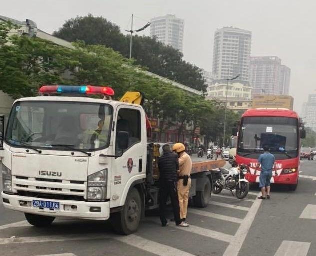 Công an Hà Nội triển khai cao điểm bảo đảm trật tự an toàn giao thông, trật tự xã hội ảnh 2