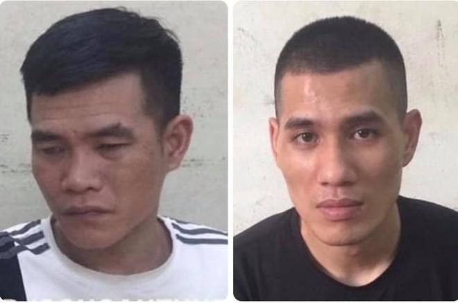Hai gã 'nghiện' dùng cuốc đập kính xe ô tô trộm tài sản ảnh 1