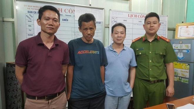 Giúp đỡ một người đàn ông đi lạc gần 2 tuần trở về với gia đình ảnh 1