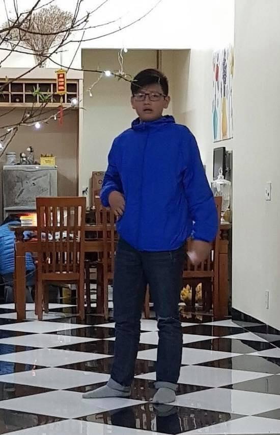 Hà Nội: Truy tìm tung tích nam sinh lớp 9 mất tích gần 15 ngày ảnh 1