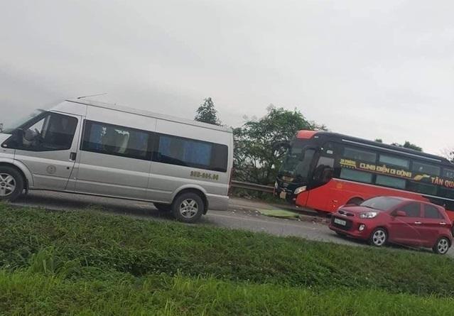 Điều tra vụ tai nạn giao thông khiến phụ xe khách tử vong ảnh 1