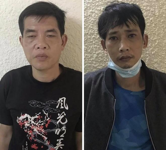 Cảnh sát hình sự bắt quả tang hai đối tượng trộm xe máy ảnh 1