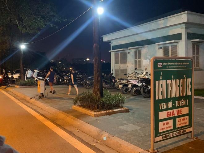 Quận Bắc Từ Liêm (Hà Nội): Hàng quán ngang nhiên hoạt động trên hè, bất chấp lệnh cấm ảnh 6