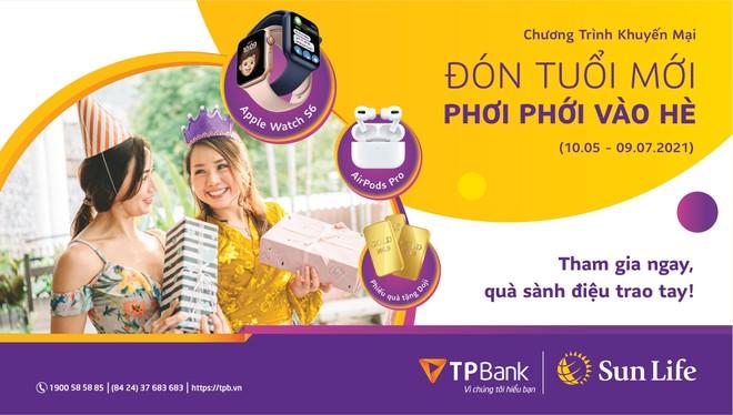 Sun Life Việt Nam triển khai chương trình khuyến mại 'Đón tuổi mới, phơi phới vào hè' ảnh 1