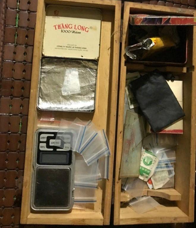 Kiểm tra nhà trọ, phát hiện 2 đối tượng mua bán trái phép chất ma túy ảnh 3