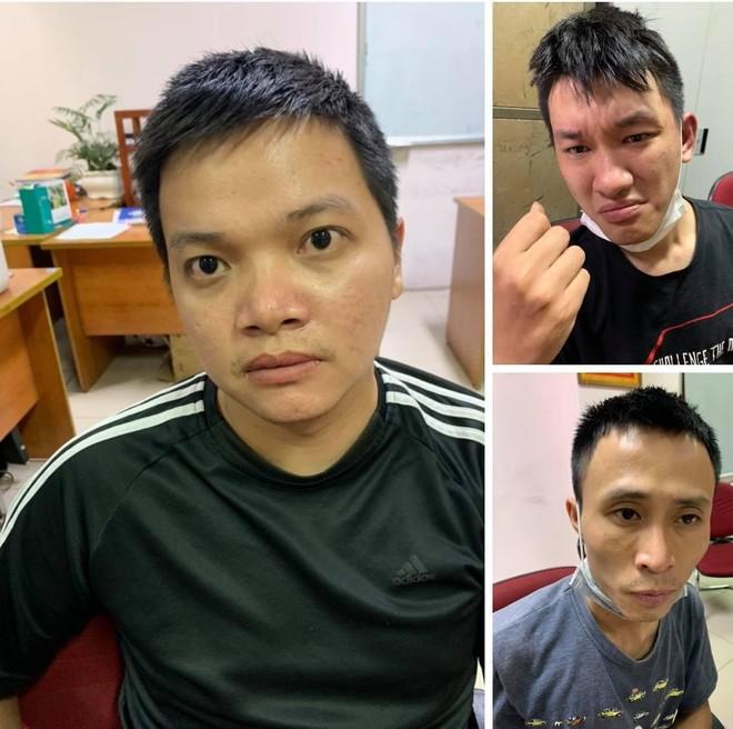 Hà Nội: Bắt giữ ổ nhóm trộm cắp, tiêu thụ xe gian ảnh 1