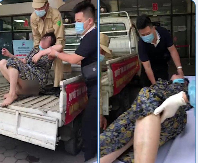Công an phường Khương Thượng kịp thời cứu giúp một phụ nữ nhảy hồ tự tử ảnh 2