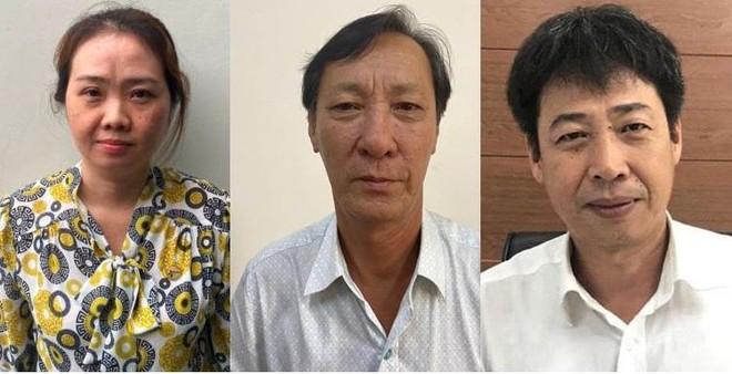 Khởi tố 3 đối tượng trong vụ tham ô tại Tổng công ty Nông nghiệp Sài Gòn ảnh 1