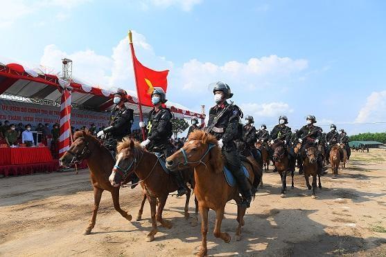 Huấn luyện, sử dụng kỵ binh phù hợp với đặc thù công tác và chiến đấu ảnh 3