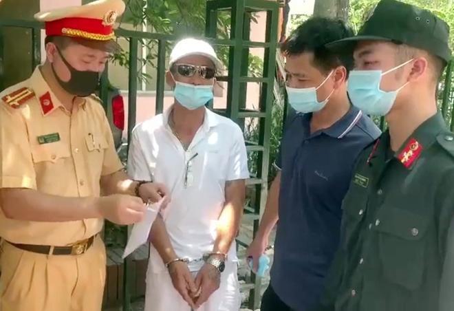'Găm' ma túy, đối tượng có 5 tiền án bị Cảnh sát 141 tóm gọn ảnh 1