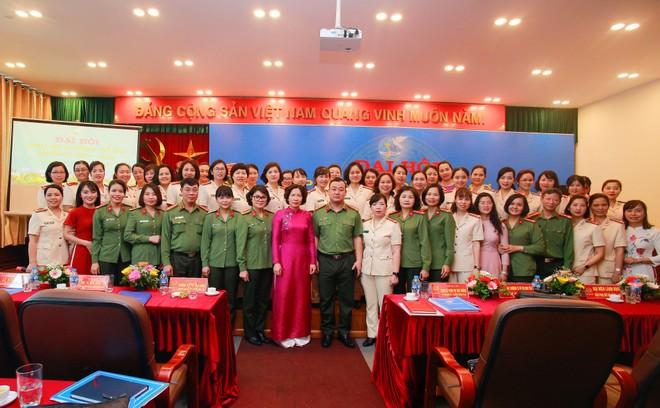 Công an Hà Nội tổ chức thành công Đại hội phụ nữ cấp cơ sở ảnh 3