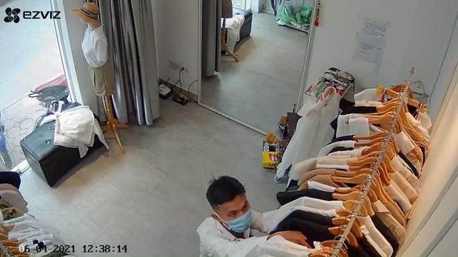 4 giờ truy 'nóng' đối tượng vào cửa hàng quần áo cướp tài sản ảnh 1