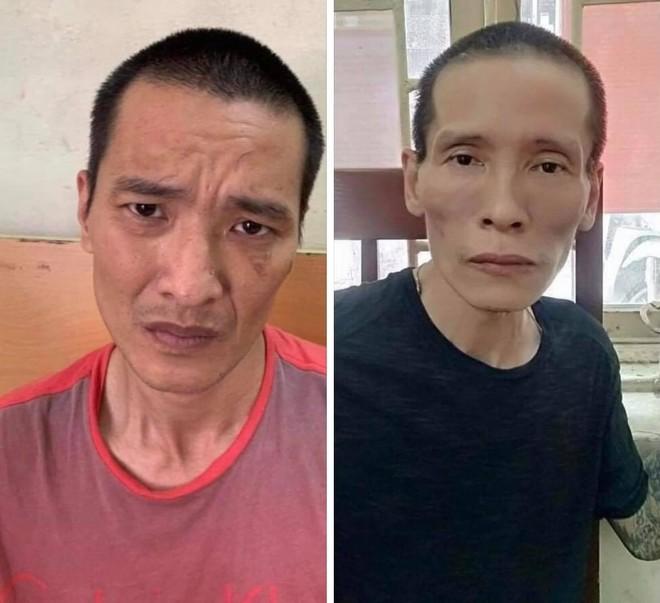 Hai đối tượng trộm cắp xe máy sa lưới sau một ngày gây án ảnh 1