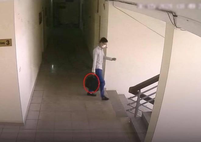 Bắt đối tượng chuyên đóng giả nhân viên văn phòng đi trộm cắp tài sản ở chung cư ảnh 1