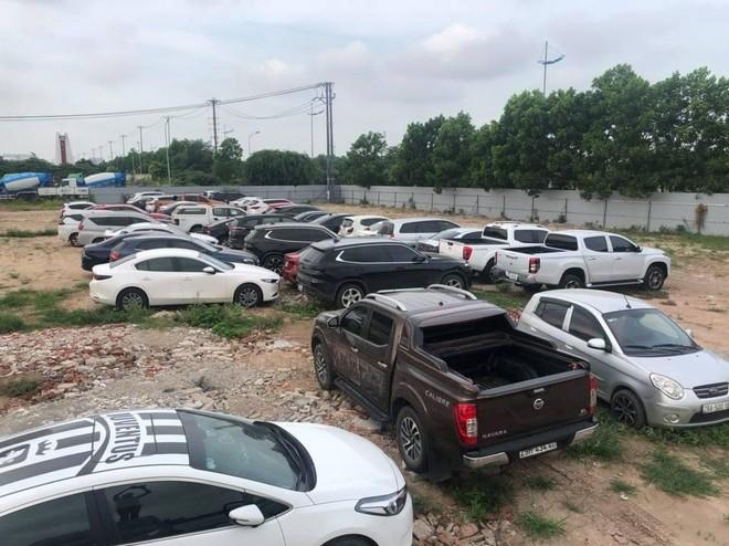"""Công an Hà Nội triệt phá đường dây tiêu thụ xe ô tô trộm cắp cực """"khủng"""" ảnh 1"""