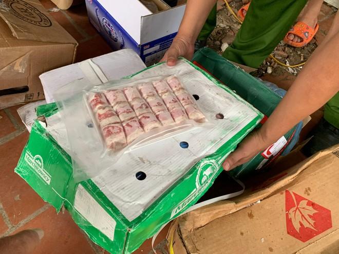 Đột kích cơ sở kinh doanh, phát hiện gần 3.000 kg thực phẩm không rõ nguồn gốc ảnh 4